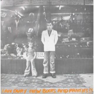 Ian Dury: New Boots and Panties – 1977 – GREECE.