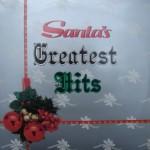 Diverse Kunstnere: Santa´s Greatest Hits – 2LP – 1985 – UK.