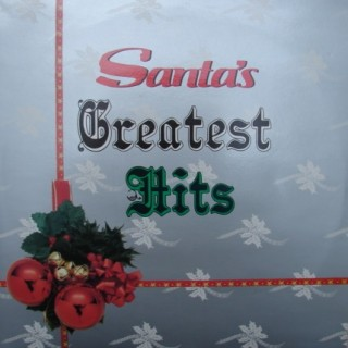 Diverse Kunstnere: Santa´s Greatest Hits – 2LP – 1985 – UK.