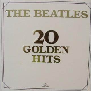 Beatles: 20 Golden Hits – 1980 – DANSK/SVENSK.
