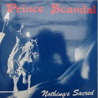Prince Scandal: Nothing´s Sacred – 1984 – PURPLE VINYL -  GERMANY.