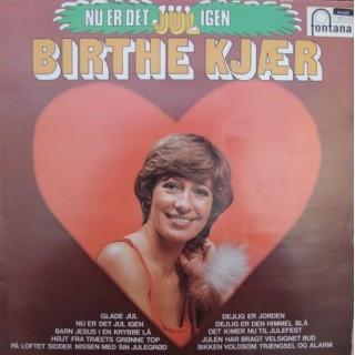 Birthe Kjær: Nu Er Det JUL Igen – 1977 – NORGE.