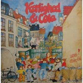 Værløse Musikgruppe: Kærlighed og Cola – 1980 – HOLLAND.