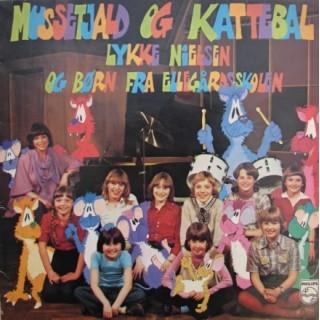 Lykke Nielsen og Ellegårdsskolens Kor: Mussetjald og Kattebal – 1978 – NORGE.