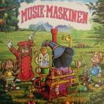 Diverse Kunstnere: Musik-Maskinen – 1981- DANMARK.