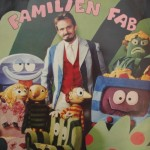 Gunnar Wille: Familien Fab – 1985 – DANMARK.