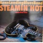 Kenn Lending Blues Band: Steamin´ Hot – 1987 – DANMARK.