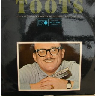 Toots Thilemans:  Toots – 1961 – DANMARK.