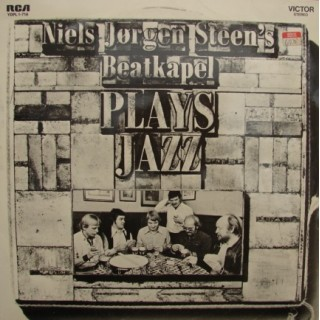 Niels Jørgen Steen´s  BeatKapel: Plays Jazz – 1976 – GERMANY.