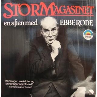 Ebbe Rode: STORMagasinet – 1980 – SWEDEN.