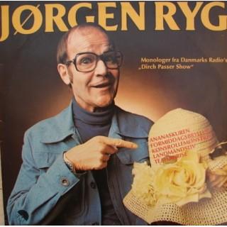 "Jørgen Ryg: ""Dirch Passer Show"" – 1977 – DANMARK."
