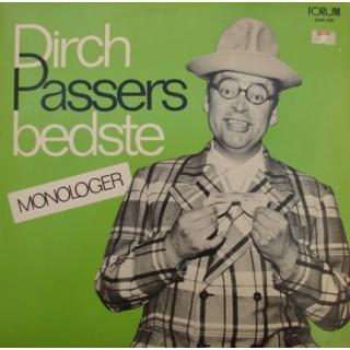 Dirch Passer: Bedste Monologer – 1973 – DANMARK.