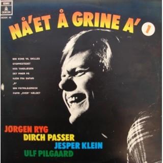 Diverse Kunstnere: Nå´et Å Grine A´ 1+2 - 1974 – DANMARK.