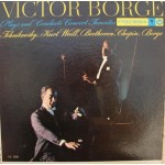 Victor Borge: Plays and Conducts Concert Favorites – 1959 – USA.