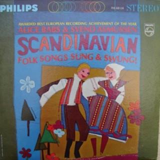 Alice Babs & Svend Asmussen: Scandinavian Folk Songs – 1964 – USA.