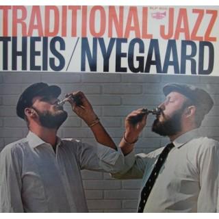 Theis/Nyegaard Jazzband: Traditional Jazz – 1965 – DANMARK.
