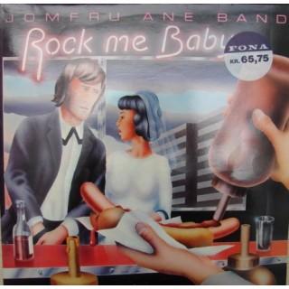 Jomfru Ane Band: Rock Me Baby – 1978 – DANMARK.
