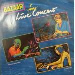 Bazaar: Live In Concert – 1987 – EEC.