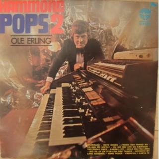 Ole Erling: Hammond Pops 2 – 1974 – DANMARK.