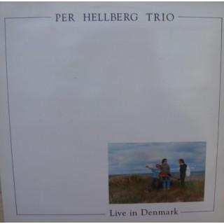 Per Hellberg Trio: Live In Denmark – 1989 – SWEDEN.