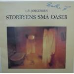 C.V.Jørgensen: Storbyens Små Oaser – 1977 – SWEDEN.