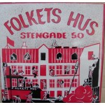 Diverse Kunstnere: Folkets Hus/Stengade 50 – 1981 – DANMARK.