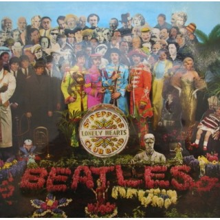 Beatles: Sgt. Pepper´s Lonely Hearts Club Band – 1967 – DANMARK/2.