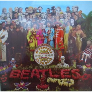 Beatles: Sgt. Pepper´s Lonely Hearts Club Band – ???? – HOLLAND.