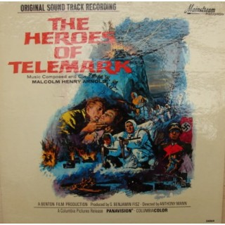 The Heroes Of Telemark – MONO – 1965 – USA.