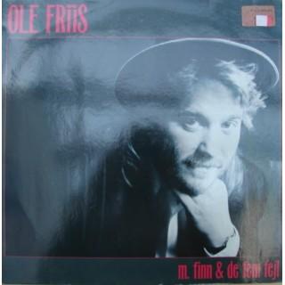 Ole Friis: m Finn & De Fem Fejl – 1987 – HOLLAND.