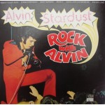 Alvin Stardust: Rock With Alvin – 1975 – GERMANY.