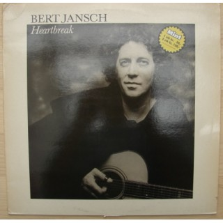 Bert Jansch: Heartbreak – 1982 – UK.
