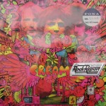 Cream: Disraeli Gears – 1967 – GERMANY.