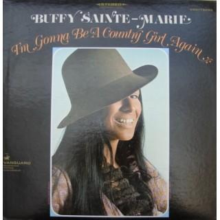 Buffy Sainte-Marie: I´M Gonna Be A Country Girl Again – 1968 – USA.