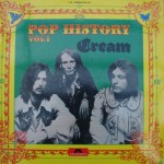 Cream: Pop History VOL. 1 – 2LP – 1970 – GERMANY.