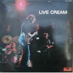 Cream: Live Cream – 1970  - NORGE.