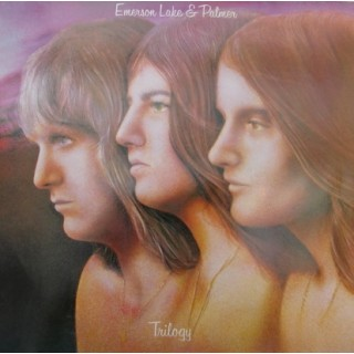 Emerson, Lake & Palmer: Trilogy – 1973 – GERMANY.