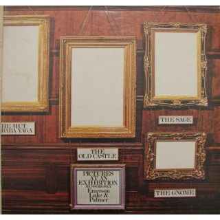 Emerson, Lake & Palmer: Pictures At An Exhibition – 1971 – DANMARK.