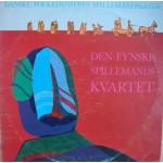 Den Fynske Spillemands Kvartet: S/T – 1974 – DANMARK.