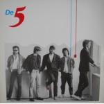 De 5: S/T – 1986 – DANMARK.
