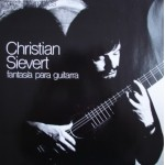 Christian Sievert: Fantasía Para Guitarra (Diez Diferentes) – 1985 – DANMARK.