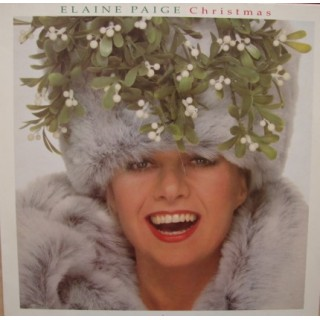Elaine Paige: Christmas – 1986 – GERMANY.