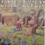 Vivian Johansen: Lone og Løven – 1976 – ENGLAND.