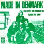Made In Denmark: Long-Legged Rollerscating Lady – 1974 – DANMARK.