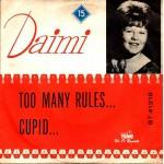 Daimi: Too Many Rules – 1961 DANMARK.