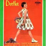 Dorthe: Åh, Det Er Søndag – EP – 1960 – DANMARK.