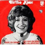 Birthe Kjær: Bare En Dreng – 1971 – NORGE.