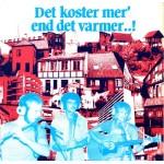DSU Århus Kommune: Det Koster Mer´ End Det Varmer – EP - ???? – DANMARK.