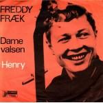 Freddy Fræk: Damevalsen – 1968 – DANMARK.