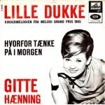 Gitte Hænning: Lille Dukke – 1965 – DANMARK.